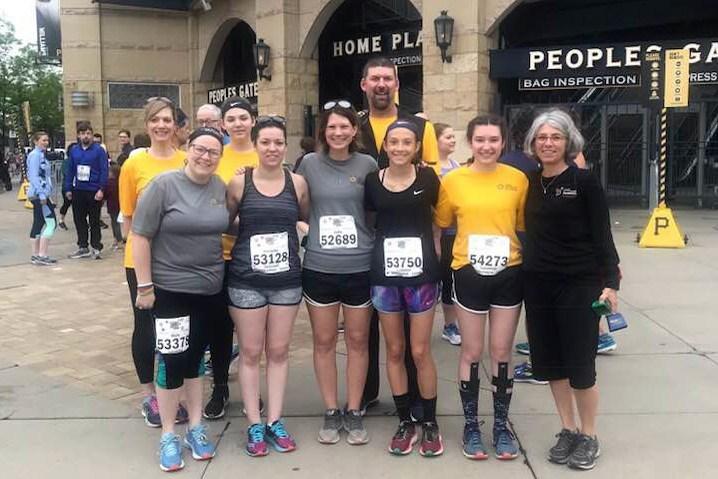 Pittsburgh run